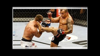 Gleison Tibau parts ways with the UFC after 28 Octagon appearances 2018/8/14-Synthetic clip