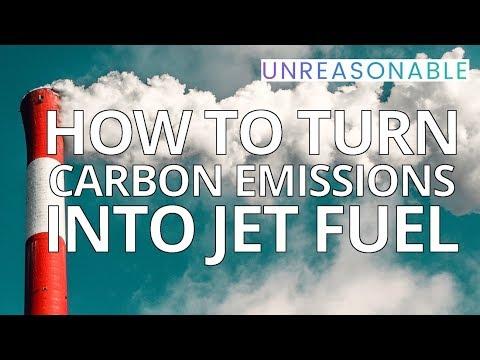 How to Turn Carbon Emissions into Jet Fuel | Dr. Jennifer Holmgren