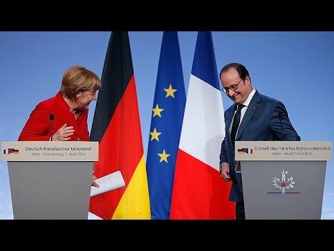 France and Germany back EU-Ukraine deal despite Dutch 'No' vote