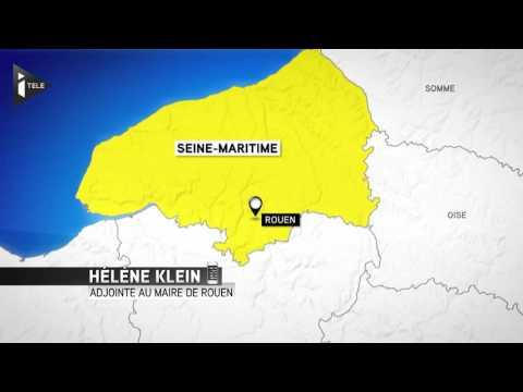 A Rouen, 4 morts et 2 blessés graves dans un accident de la route