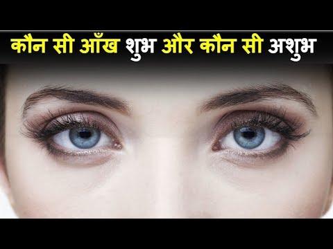 आंख या भौंह फड़कना कितना लाभकारी/हानिकारक हो सकता है आपके लिए? Astrology of  eye twitching
