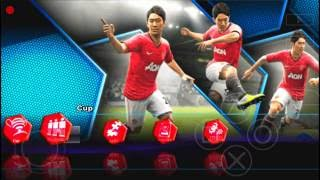 Winning Eleven 2013 patch Japanese version PSP HD