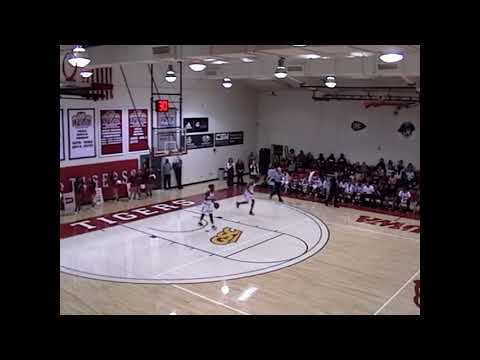 Charles Eaton Game Film - West Alabama vs Christian Brothers