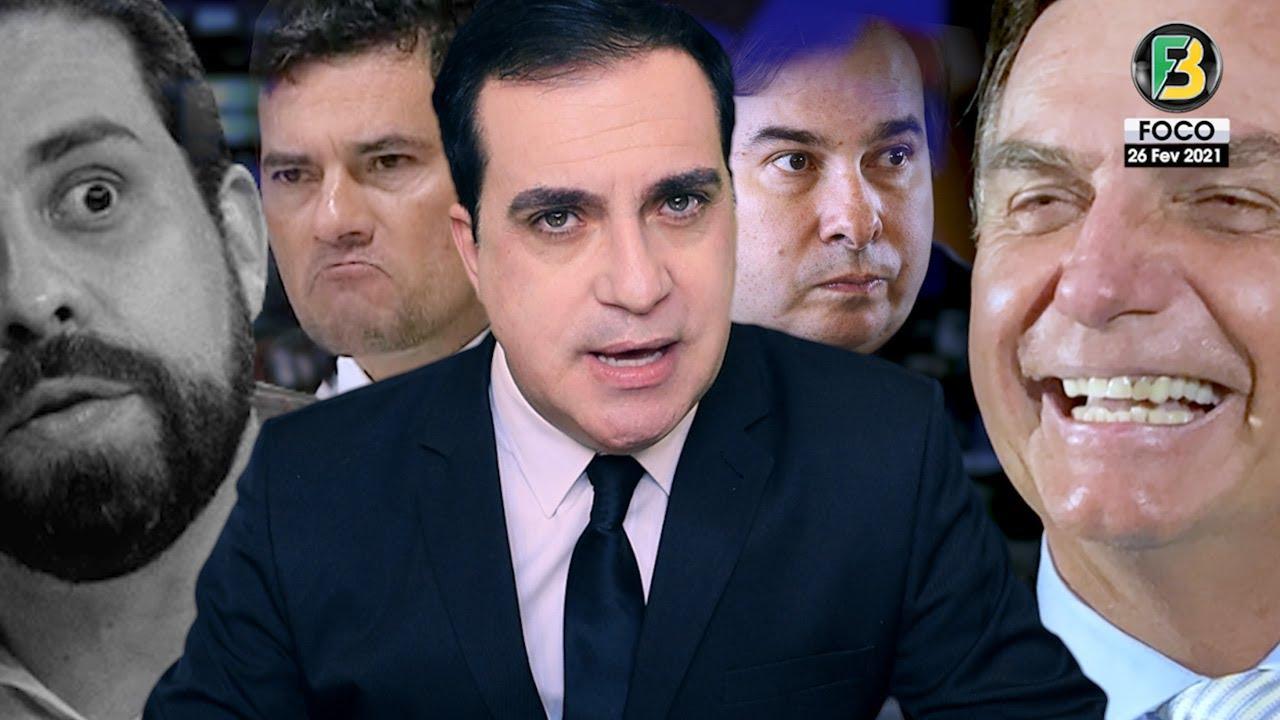Bolsonaro e o Sonho, Boulos vira réu por invasão do triplex, Moro enrolado, Maia perdoado? e mais
