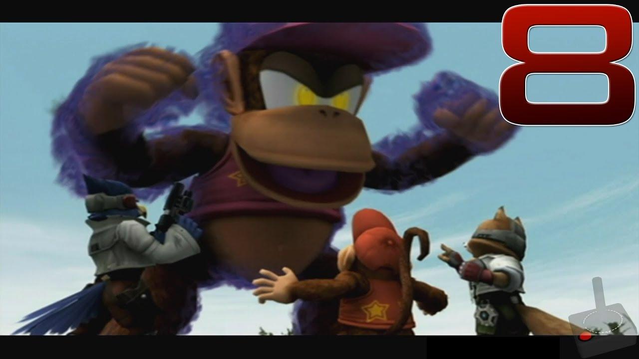 super smash bros brawl parte 8 161mega diddy kong ataca