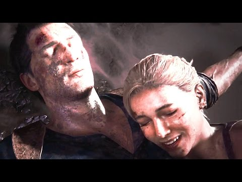 Uncharted 4 'Full Movie' | All Cutscenes 【TRUE HD】 2016