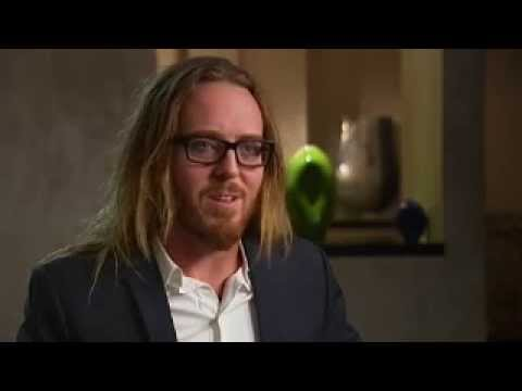 Tim Minchin on being in the moment and not being complicated