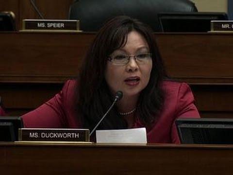 "Duckworth: ""Twisting your ankle in prep school is not defending"" America"