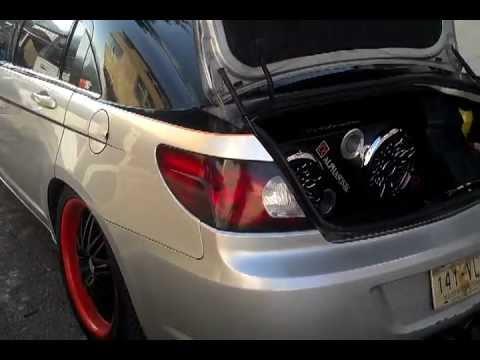 Chrysler Cirrus Sebring 200 Exhaust Tuning Youtube