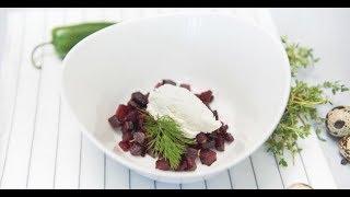 Салат со свёклой | Кто готовит — тот не моет