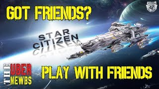 Star Citizen 2 6 3 How to Create a Party