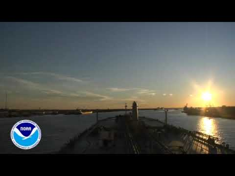 PORTS in action! (time-lapsed video)