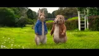 Вот что бывает когда играешь в детские игры Кролик Питер 2 фильм 2021