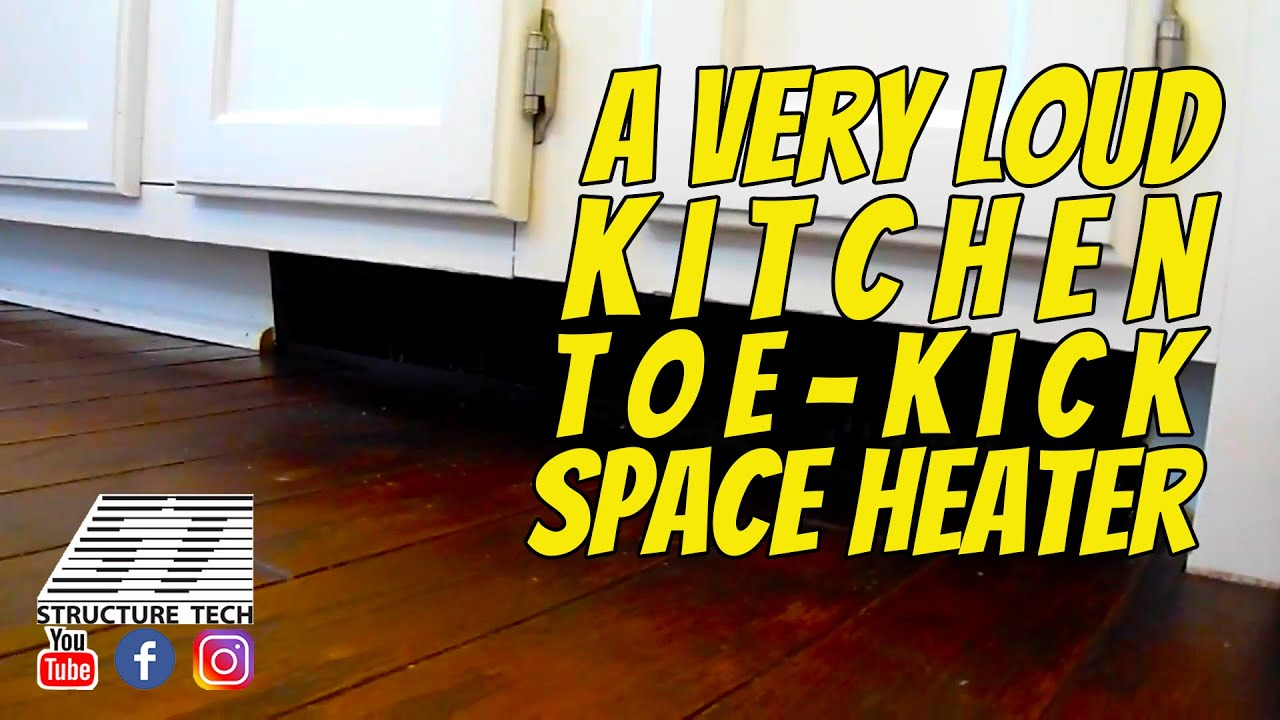 Under Cabinet Toe Kick Heater | Cabinets Matttroy