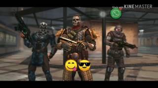 RECON Gameplay | ANDROMEDA VS Vietnam Airlines | Squad Battle | Modern Combat 5