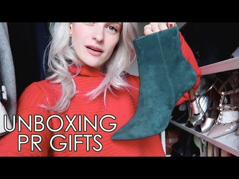 GET READY WITH ME: PR UNBOXING AND TESTING NEW MAKEUP COLLECTIONS   VLOG 35