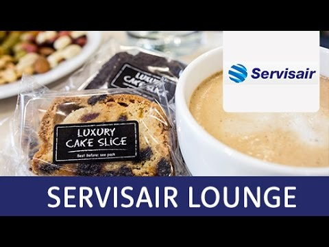 Servisair Lounge | Holiday Extras