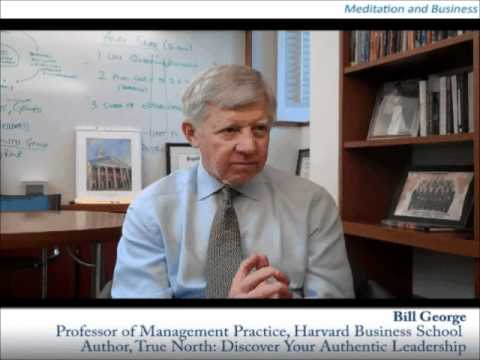Meditation and Business Leadership - Harvard Business School Student Study