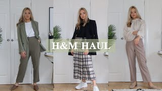 H&M HAUL & TRY-ON | MARCH 2019