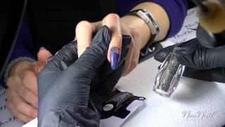 """06 Видео-урок """"Работа с хрустальной крошкой Crystal Pixie"""" от Ангелины Фрейман"""