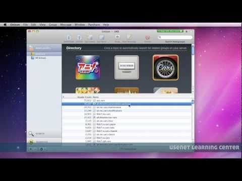 Usenet How to- Downloading with Unison
