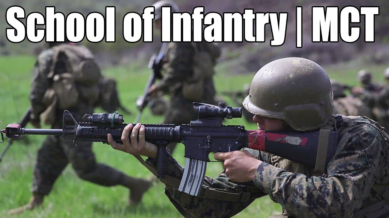 Download After Boot Camp   School of Infantry   Marine Combat Training Battalion