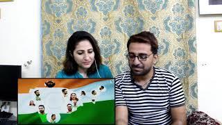 Pakistani React to One India Mashup (20 Patriotic Songs  | Best Patriotic Songs | #vandemataram