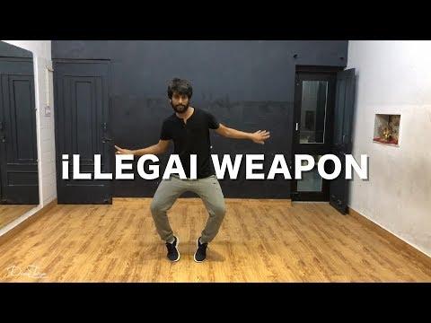 iLLEGAL WEAPON  Dance   Deepak Tulsyan Choreography  Jasmine Sandlas  Bollywood Dance