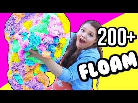Thumbnail: 200 PACKETS OF FLOAM!