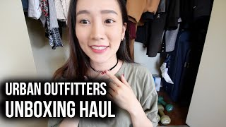 Urban Outfitters Unboxing Haul UO開箱影片 | TheKellyYang