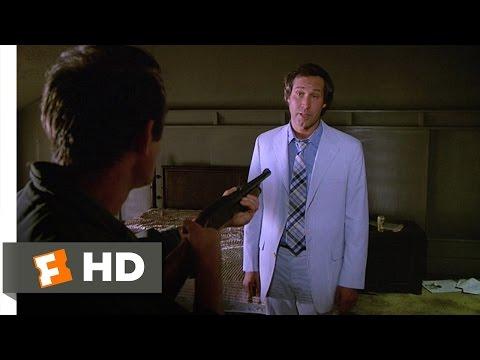 Fletch (10/10) Movie CLIP - Mattress Police (1985) HD