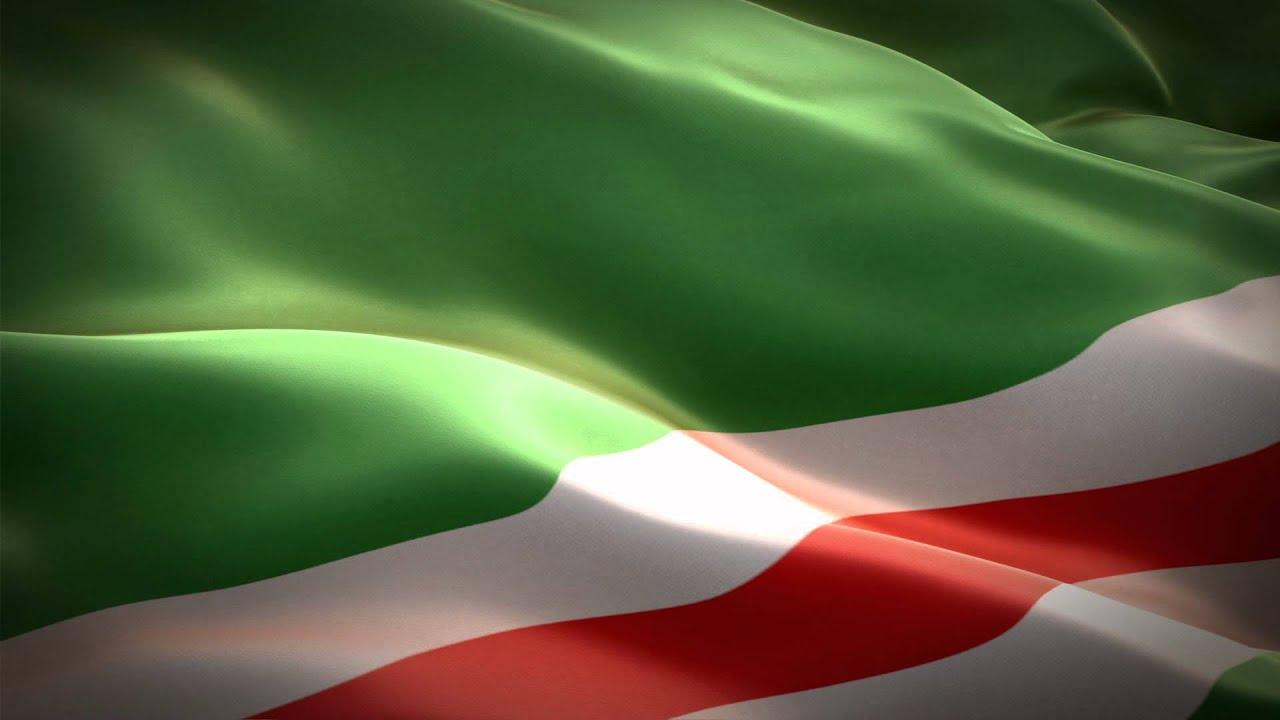 Флаг Че�ен�кий Ка��инки