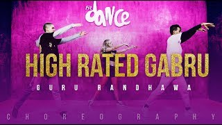 High Rated Gabru - Guru Randhawa | FitDance Channel (Choreography) Dance Video