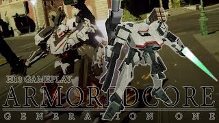 Gen1 AC Build #55: Daemon x Machina【ARMORED CORE】