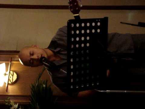 Bring the Rain by MercyMe -- Anthony Macaraeg