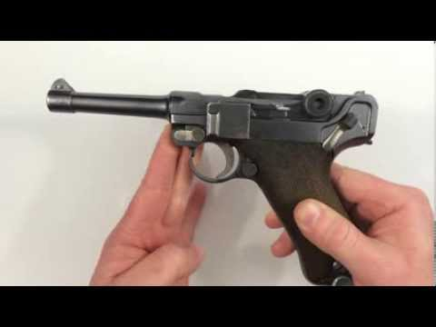 The 9mm P08 Luger - A Close Look and Short Review