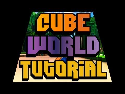 Cube World Tutorial - Close Jungle Seed
