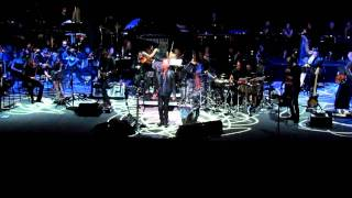 Why should I cry for you - Sting Symphonicities tour live @ Roma 30.07.2011