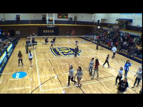 Regis University Volleyball vs Colorado Mines