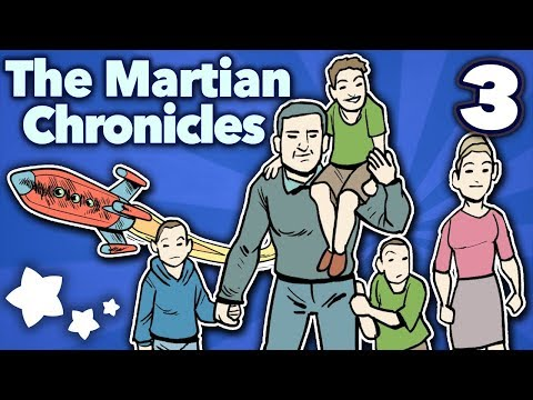 The Martian Chronicles - The New Martians - Extra Sci Fi - #13