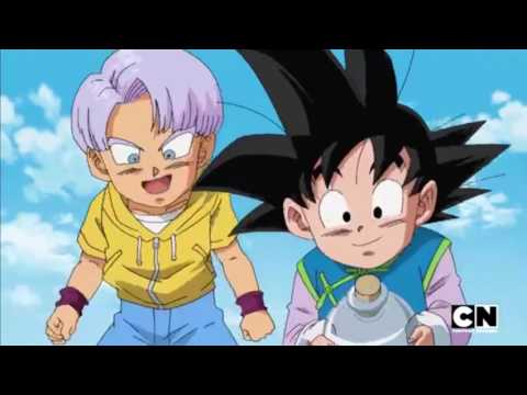 Trailer Oficial Dragon Ball Super!!! Latino Cartoon Network