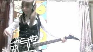 BAD FEELING / BOØWY (Guitar Cover 3rd Trial )