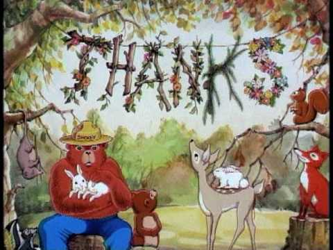 Smokey Bear - Thanks from All of Us (1974)