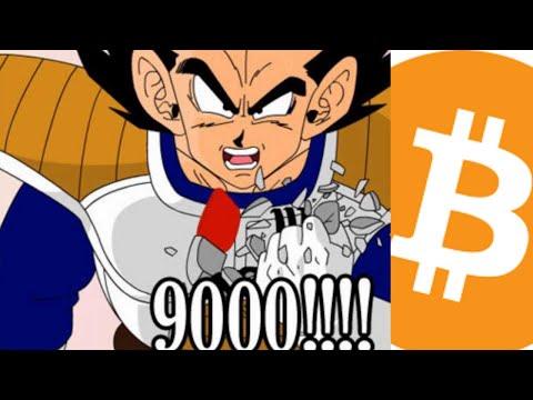 BITCOIN MEGA PUMP!!! ITS OVER 9000!!!