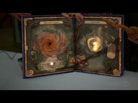 GameSpot Reviews – Wonderbook: Book of Spells