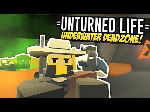 UNDERWATER DEADZONE - Unturned Life Roleplay #214 thumbnail