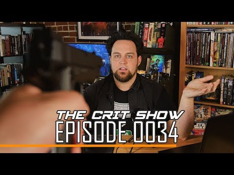Attack of the Self Healing Robot Army | The Crit Show 0034