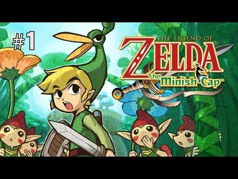 Twitch Livestream | The Legend of Zelda: The Minish Cap Part 1 [GBA]