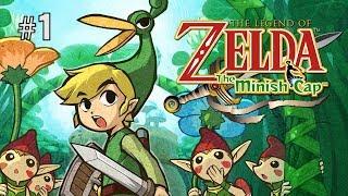Twitch Livestream   The Legend of Zelda: The Minish Cap Part 1 [GBA]