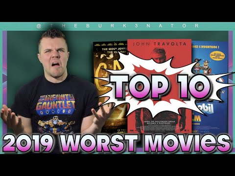 Top 10 Worst Movies of 2019 Ranked